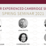 Meet our experienced Cambridge speakers!